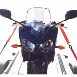 Sangle pour moto sur remorque