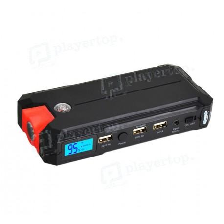 Chargeur de voiture USB avec lampe torche