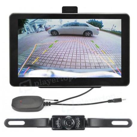 Caméra de recul Bluetooth avec moniteur 7 pouces