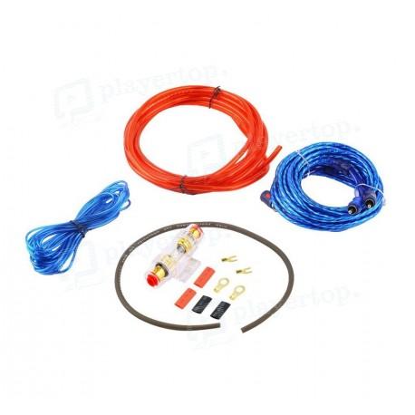Câble ampli voiture 800 W 60 A