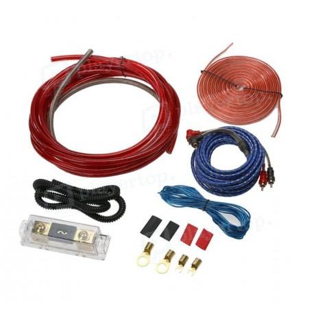 Câble ampli voiture 2300 W 100 A