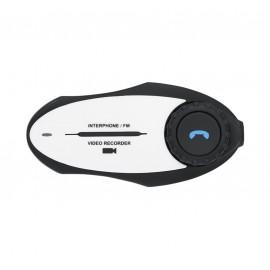 Ecouteur moto Bluetooth avec caméra enregistreur HD