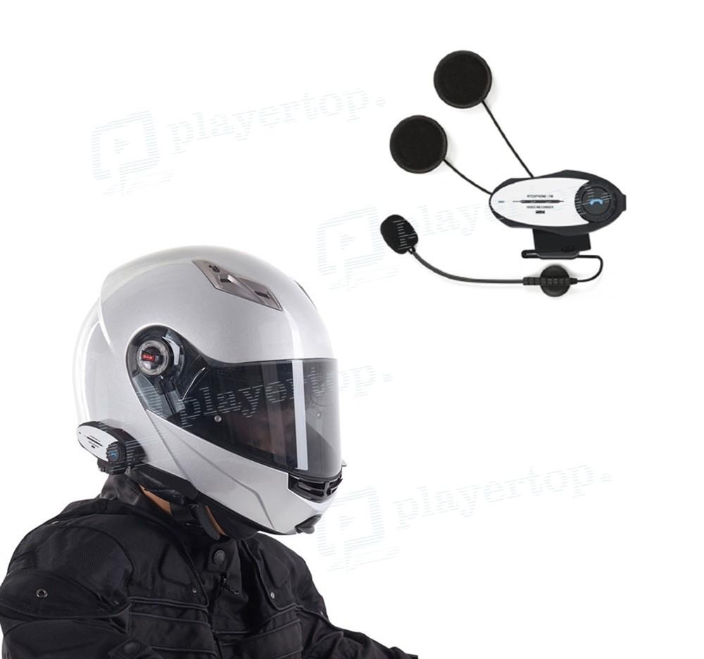 ecouteur moto bluetooth avec cam ra enregistreur hd. Black Bedroom Furniture Sets. Home Design Ideas