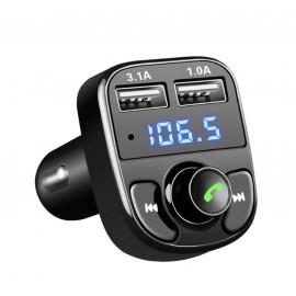 Bluetooth voiture 4.1 avec double chargeur USB