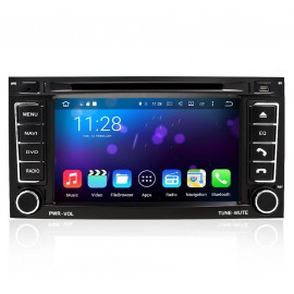 Autoradio DVD GPS Android 6.0 VW Transporter 2009