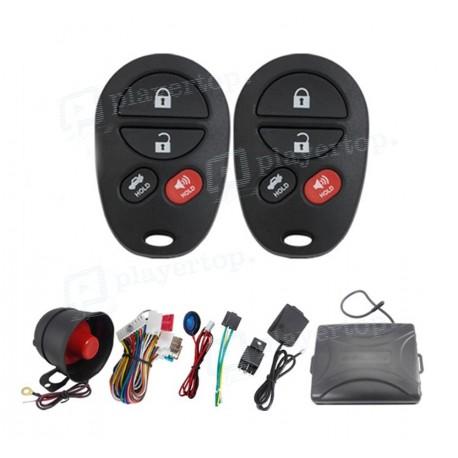 Alarme voiture sans fil