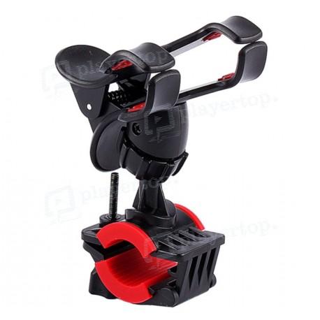 Support téléphone moto 360°