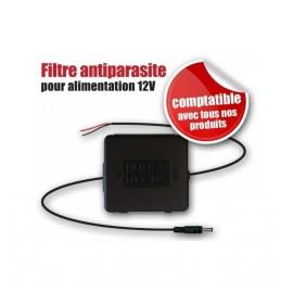 Filtre anti parasites pour caméra de recul