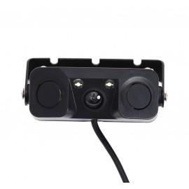 Caméra de recul universelle et avertisseur sonore