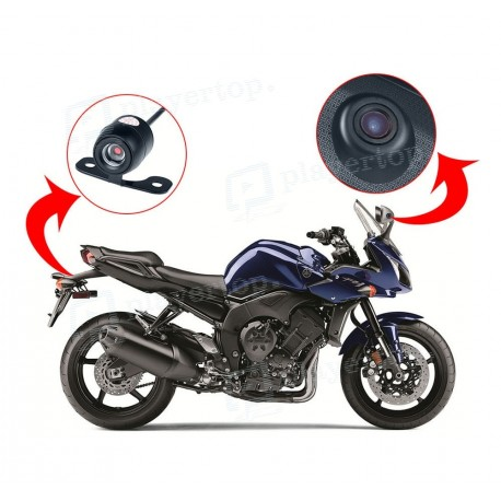 Camera Moto HD Mirror 2.7 pouces
