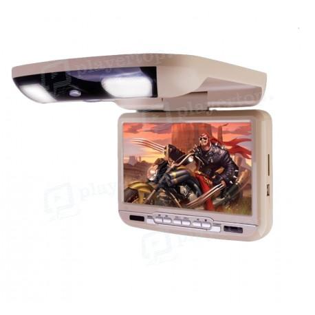 Ecran DVD plafonnier 9 pouces