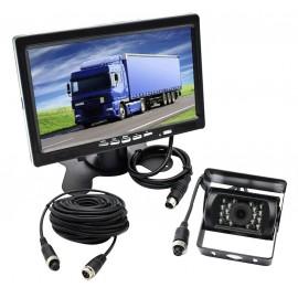 Caméra de recul camion avec écran 7 pouces