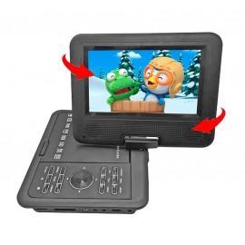 Lecteur DVD Portable avec un écran TFT LCD de 7.5 pouces