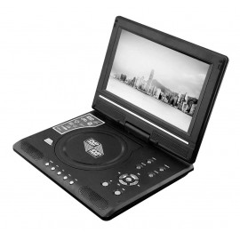 Lecteur DVD Portable avec un écran TFT LCD de 9.5 pouces