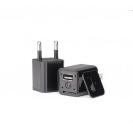 Chargeur caméra espion 8 Go WiFi