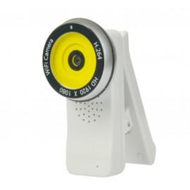 Mini caméra espion pince WiFi