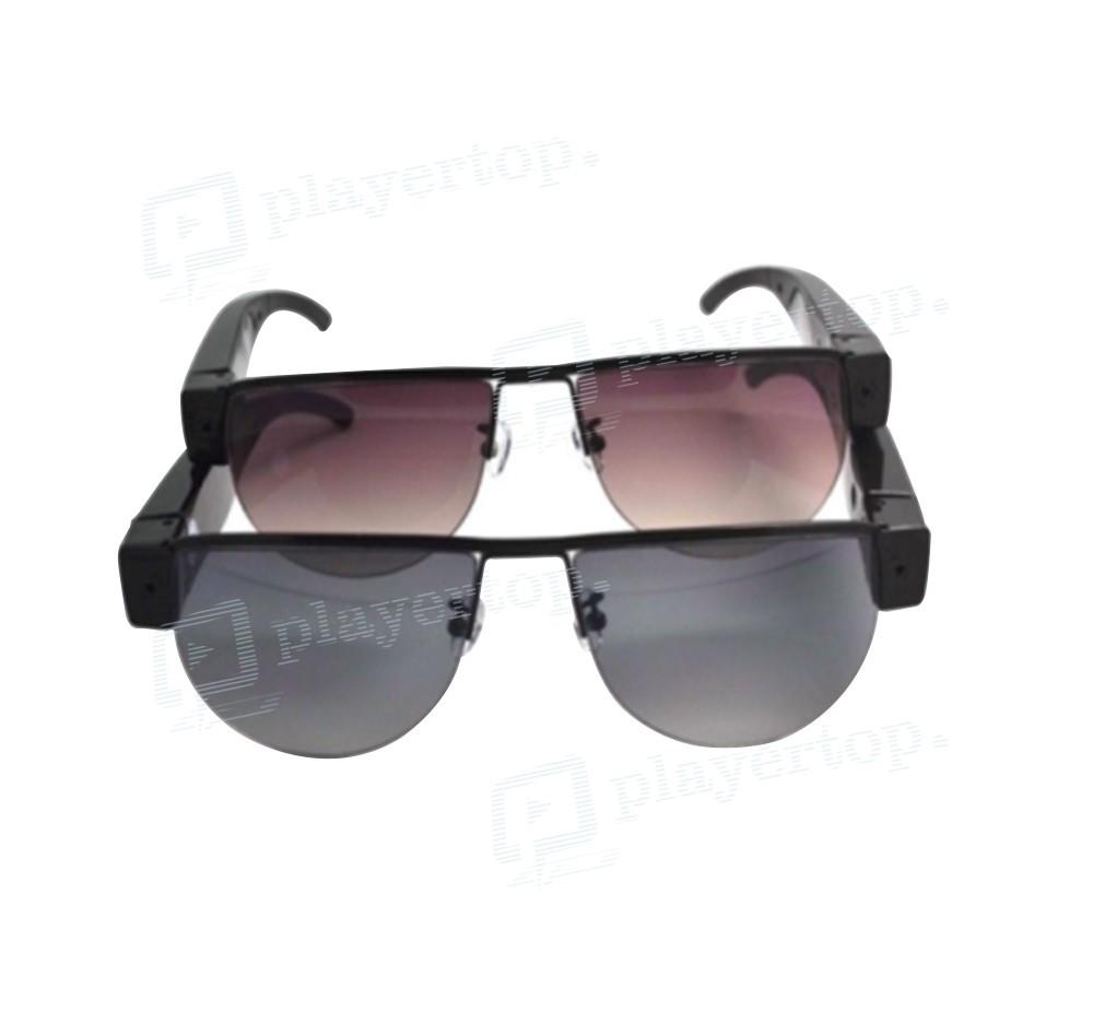 lunettes de soleil cam ra espion. Black Bedroom Furniture Sets. Home Design Ideas