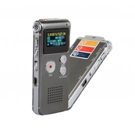 Dictaphone rechargeable 8 Go