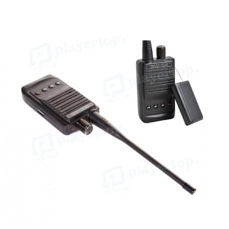 Émetteur - récepteur - enregistreur vocal WiFi