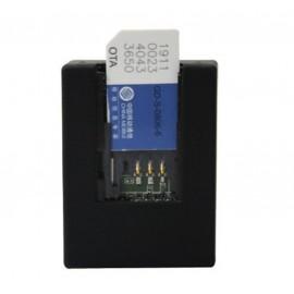Traceur GPS avec micro espion