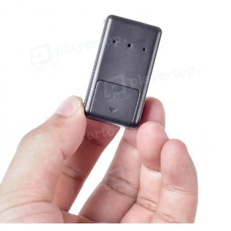 Mini traceur GPS caméra espion