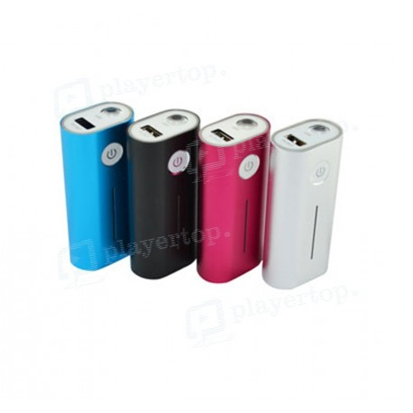 Mini Power Bank micro espion