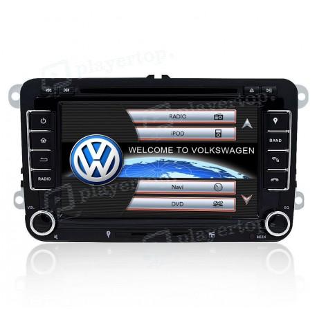 Auto-radio VW Touran (2003-2011)
