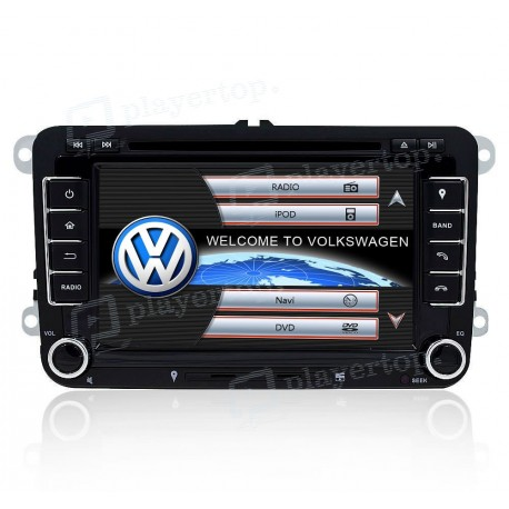 Auto-radio VW Transporter T5 (2010-2011)