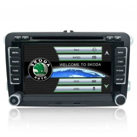 Auto-radio Skoda Superb (2006-2013)