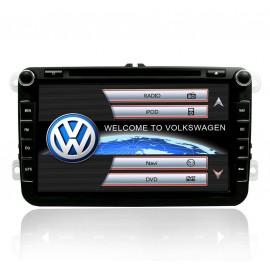 Poste auto GPS VW Scirocco (2008-2013)