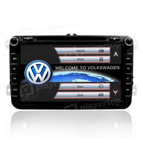 Poste auto GPS VW Polo 6