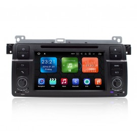 Autoradio DVD GPS Android 7.1 BMW E46 (1998-2006)