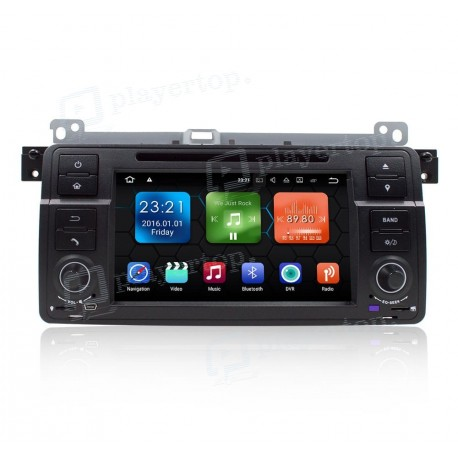 Autoradio DVD GPS Android 7.1 BMW M3 (1998-2005)