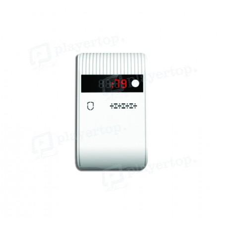 Détecteur de gaz écran LCD