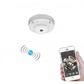 Caméra IP WiFi Détecteur de fumée
