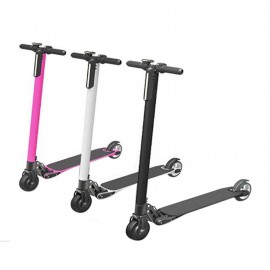 Trottinette charge maximum 85 kg
