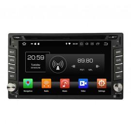 Autoradio GPS Android 8.0 Nissan NP300 (2001-2011)