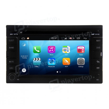 Autoradio VW California (2003-2008) Android 6.0