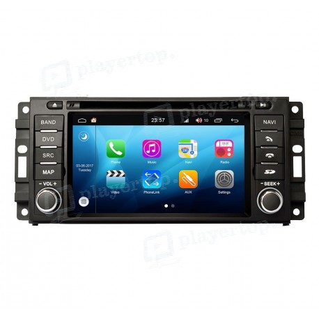 Autoradio Jeep Commander Android 6.0