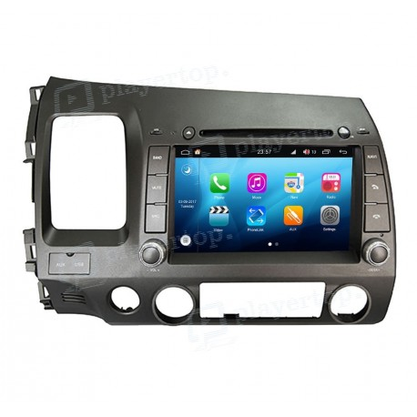 Autoradio Honda Civic (2007-2011) Android 6.0