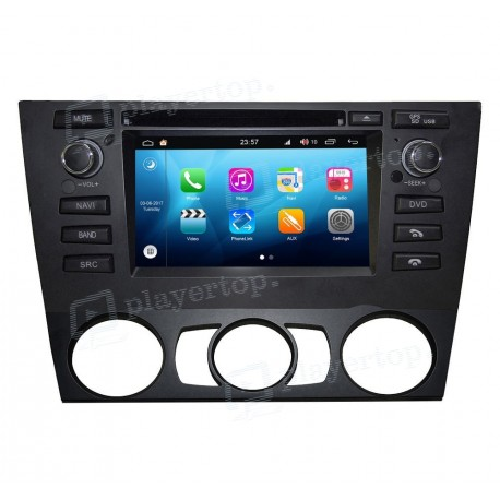 Autoradio BMW E92 (2005-2012) Android 6.0