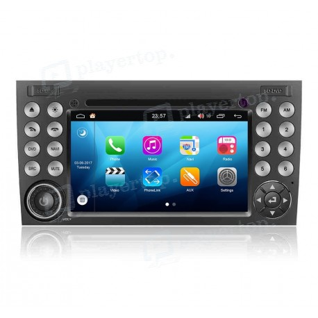 Autoradio Mercedes Benz SLK W171 (2008-2011) Android 6.0