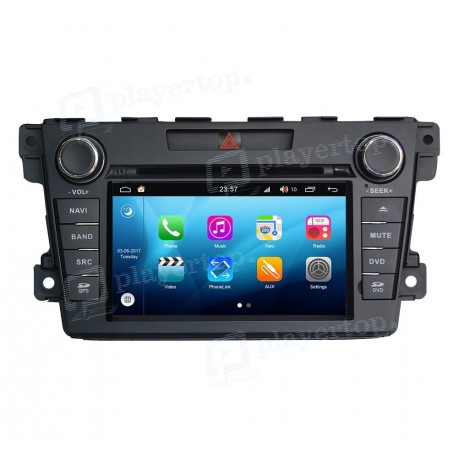 Autoradio Mazda CX-7 (2009-2011) Android 6.0