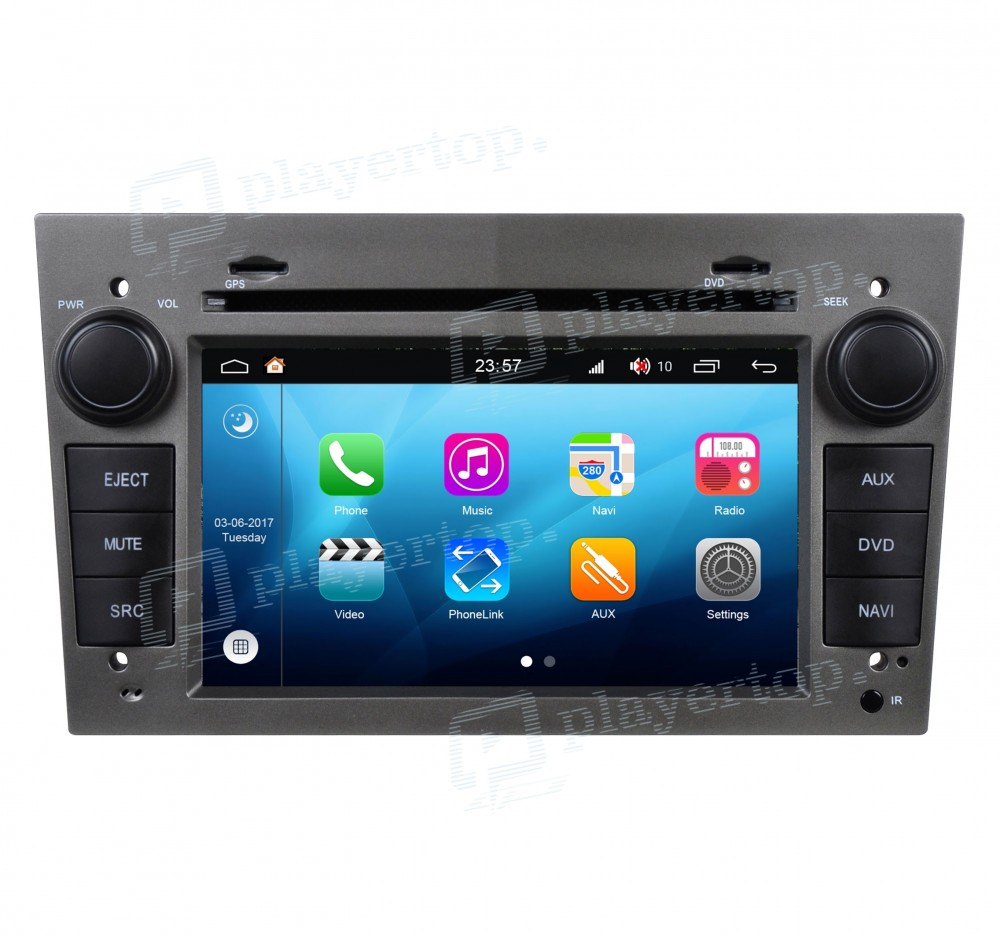 achat autoradio android 7 1 opel zafira 2005 2011. Black Bedroom Furniture Sets. Home Design Ideas