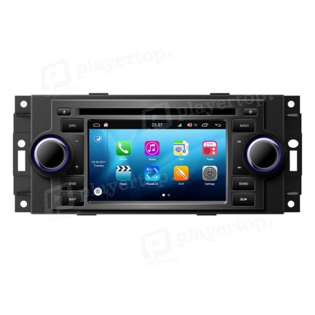 Autoradio Dodge Durango 2004 Android 6.0