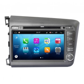 Autoradio Honda Civic 2012 Android 6.0
