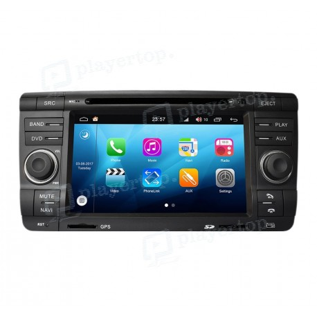 autoradio skoda octavia 2007 2009 android 8 0 player top. Black Bedroom Furniture Sets. Home Design Ideas