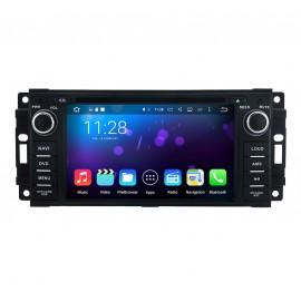 Autoradio DVD GPS Chrysler 300C (2007-2010) Android 8.0