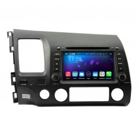 Autoradio DVD GPS Honda Civic (2006-2011)  Android 8.0