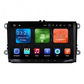 Autoradio Android 8.0 GPS VW Touran (2003-2011)